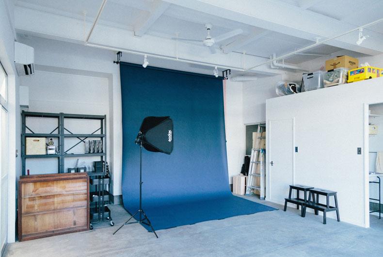 街の写真館 東村山 スタジオ