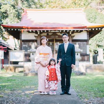 街の写真館 東村山 出張撮影ギャラリー08